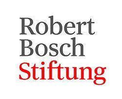 Sprecher Robert spricht für die Robert Bosch Stiftung