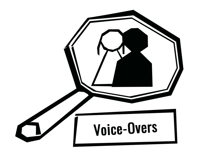 Finding the right voiceover - Robert Braun