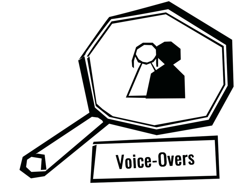 finding the right voiceover for your project. with the help of robert braun